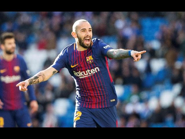 Seconda Maglia Sevilla FC Aleix Vidal