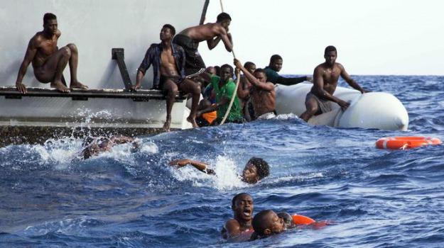 migranti, morti, naufragio, Sicilia, Archivio