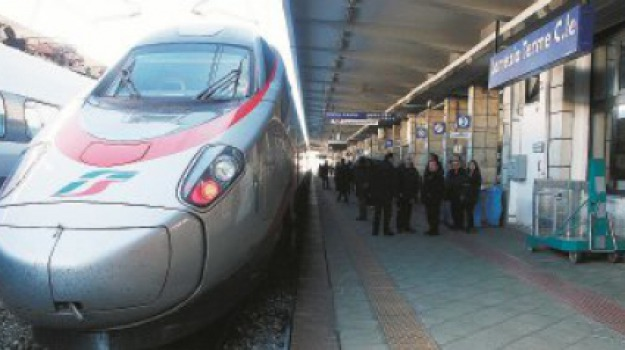 alta velocità, trasporti in calabria, Calabria, Economia