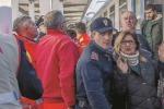 Galleria Santomarco chiusa, pendolari in rivolta