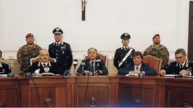 'ndrangheta, calabria, germania, OP. STIGE, Calabria, Archivio