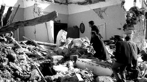 belice, mattarella, terremoto, Sicilia, Archivio