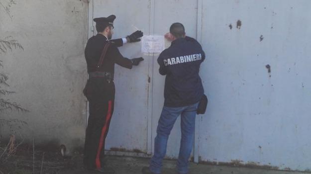 'ndrangheta, carabinieri, sequestro, taurianova, Reggio, Calabria, Archivio