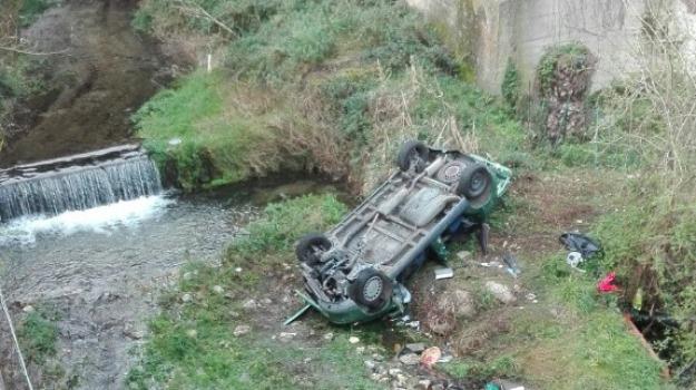 incidente stradale, tortorici, Messina, Archivio