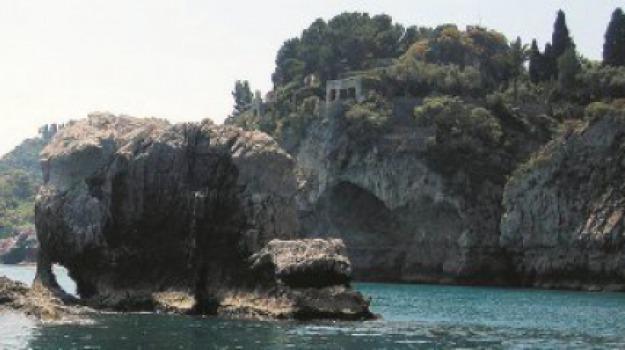 antonio presti, le rocce, mazzarò, Messina, Archivio