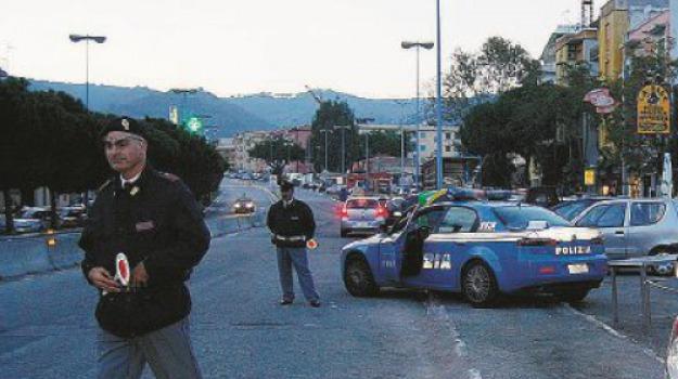 controlli straordinari del territorio, giostra, messina, quartieri sicuri, Messina, Archivio