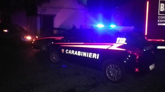 casolare, corpo carbonizzato, croce valanidi, reggio calabria, Reggio, Calabria, Archivio