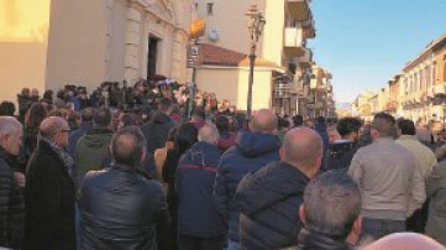 funerali, pasquale sgotto, siderno, Reggio, Calabria, Archivio