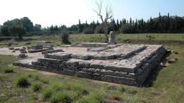 Cofino, raid vandalico, Tempio Persefone, vibo valentia, Catanzaro, Calabria, Archivio