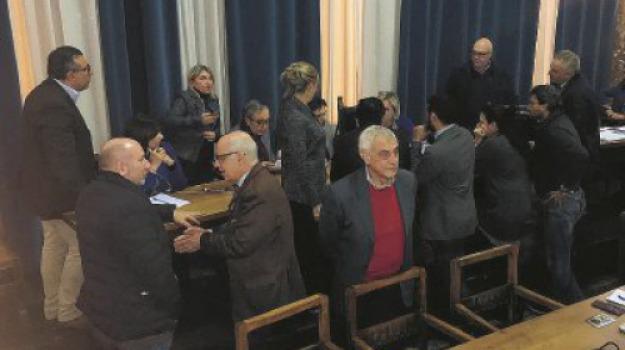 consiglio comunale, isola pedonale, messina, via dei mille, Messina, Archivio