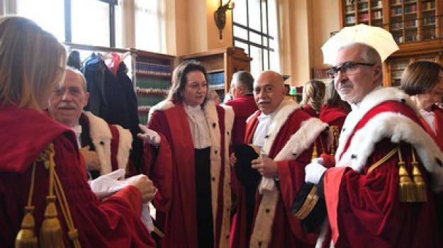 anno giudiziario, Sicilia, Archivio, Cronaca