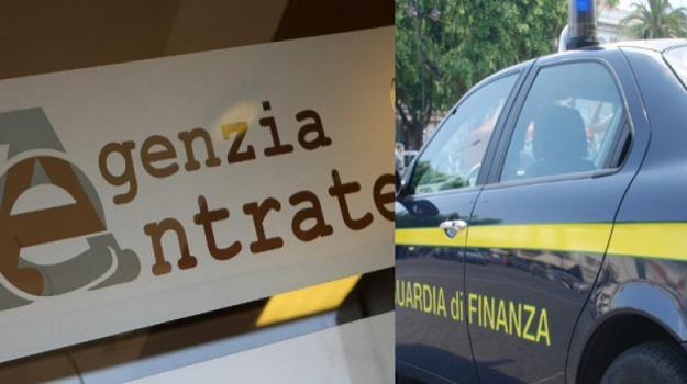 agenzia entrate, evasione, fisco, gdf, Sicilia, Archivio, Cronaca
