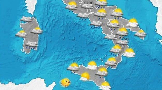 calabria, meteo, previsioni, sicilia, Catanzaro, Reggio, Cosenza, Messina, Archivio