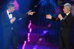 Sanremo, duetto Baglioni-Fiorello