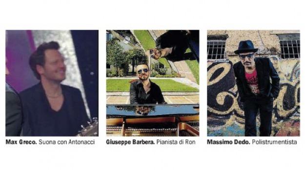 festival di sanremo, giuseppe barbera, massimo dedo, max greco, messina, Messina, Archivio