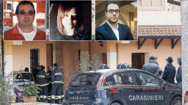 omicidio rende, salvatore giordano, suicidio, Cosenza, Calabria, Archivio