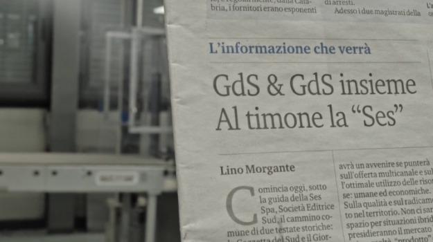 gazzetta del sud, giornale di sicilia, ses, Messina, Archivio, Speciale 155