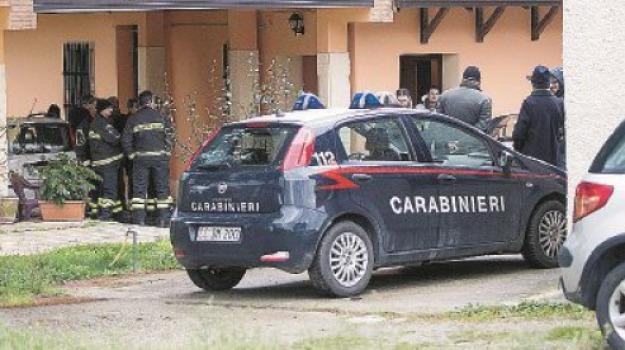 omicidio cosenza, Cosenza, Calabria, Archivio