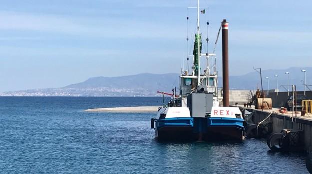 dragaggio porto, nuovo porto tremestieri, porto tremestieri, tremestieri, Gianpaolo Nicocia, Messina, Sicilia, Economia