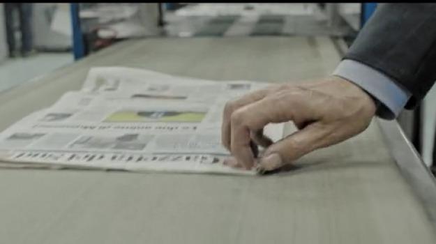 anna mallamo, gazzetta del sud, gentiloni, giornale di sicilia, polo editoriale, ses, Sicilia, Archivio