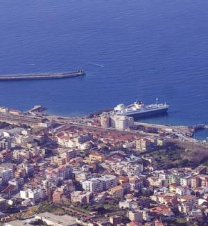 Il porto di Villa San Giovanni