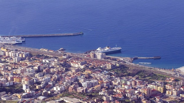 porto villa s. giovanni, stretto di messina, Reggio, Archivio