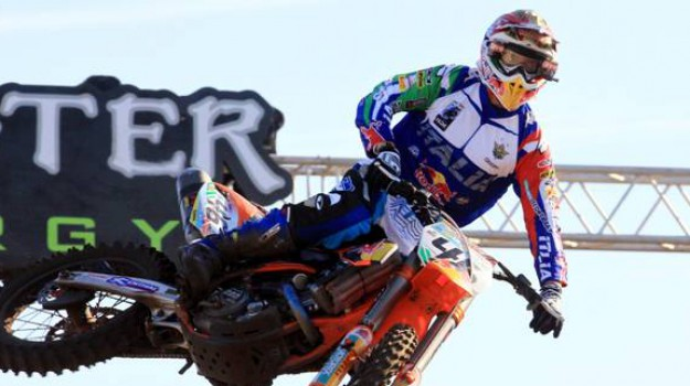 gp lettonia, motocross, tony cairoli, Messina, Sicilia, Sport