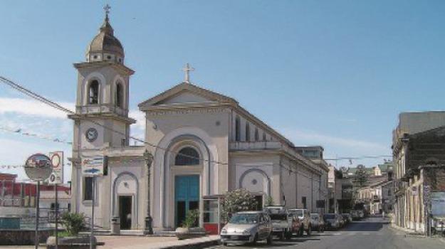 furto in chiesa, roccalumera, Messina, Sicilia, Archivio