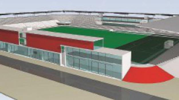 rende, stadio, Cosenza, Calabria, Archivio