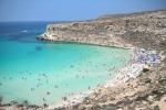 A Lampedusa e Tropea le spiagge più belle d'Italia