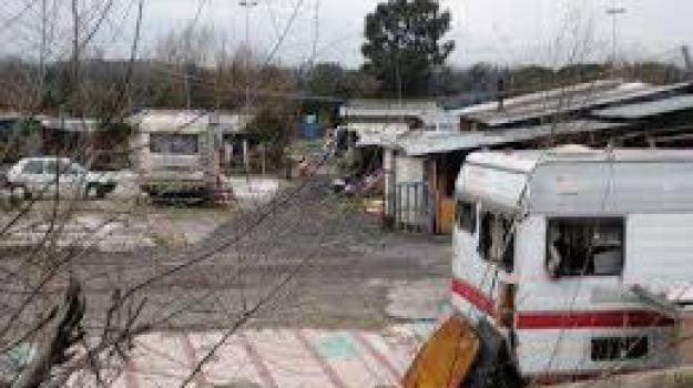 bambino rapito, campo nomadi, rapimento, tremila euro, Sicilia, Archivio