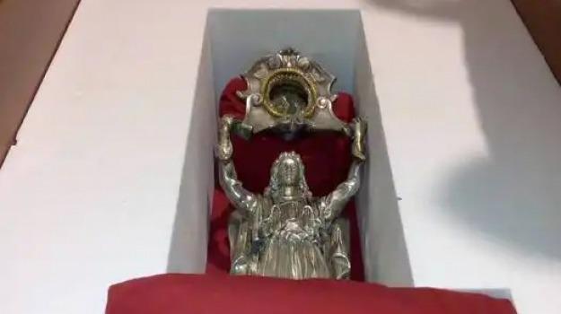 melbourne, reliquia, Sacra Reliquia del Dito di San Francesco da Paola, Catanzaro, Archivio
