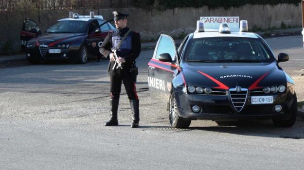 carabinieri, coppia sessuale, mafia messina, via marco polo, Messina, Sicilia, Archivio, Cronaca