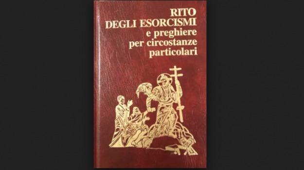 esorcismi, vaticano, Sicilia, Archivio