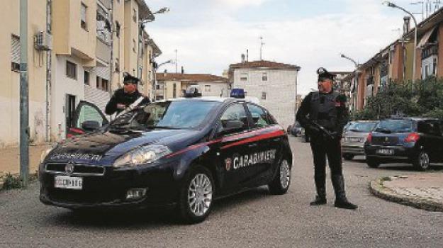 furto energia elettrica, rossano, Cosenza, Calabria, Archivio