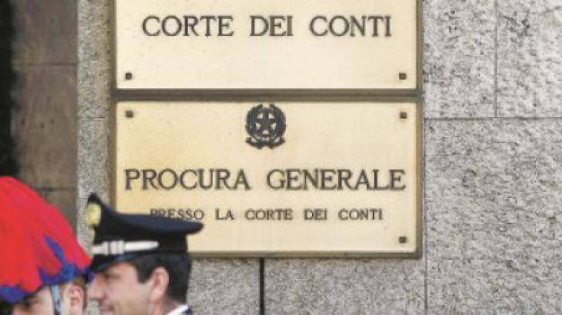 corte dei conti, sicilia, Sicilia, Archivio