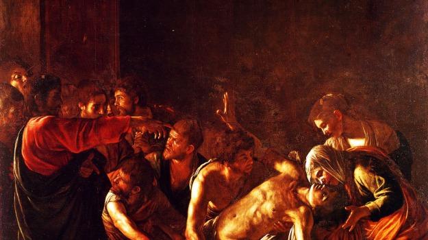 caravaggio, Caravaggio l'anima e il sangue, Claudio Strinati, docufilm, messina, renato accorinti, Sicilia, Archivio, Cultura