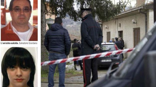 omicida suicida, rende, salvatore giordano, Cosenza, Calabria, Archivio