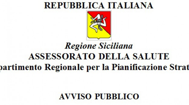 avviso per il conferimento degli incarichi di direttore generale, sanità, sicilia, Messina, Sicilia, Archivio