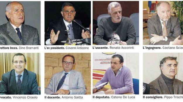 candidati sindaci, messina, Messina, Sicilia, Archivio