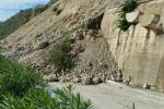 Messina-Catania, 350mila euro per consolidare il versante a Letojanni