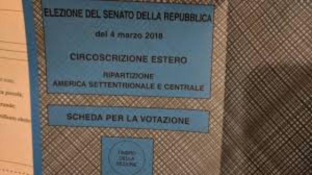 estero, politiche 18, schede, Sicilia, Archivio, Cronaca