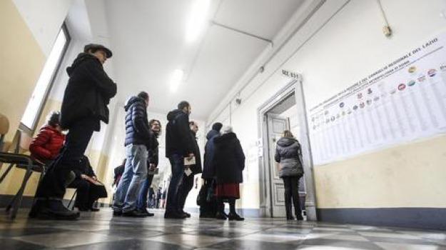affluenza, elezioni politiche, ore 19, sicilia, Sicilia, Archivio