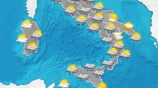 calabria, meteo, previsioni del tempo, sicilia, Catanzaro, Reggio, Cosenza, Messina, Archivio