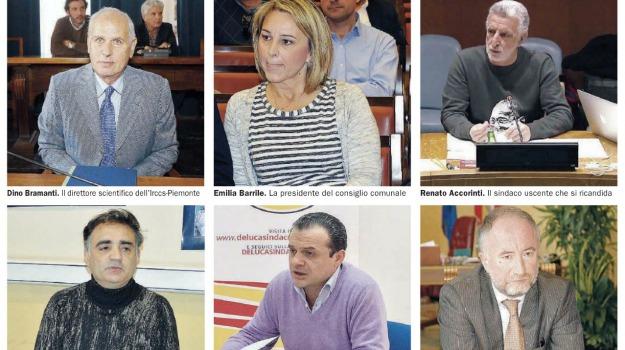 amministrative 2018, messina, sindaci, Messina, Sicilia, Archivio
