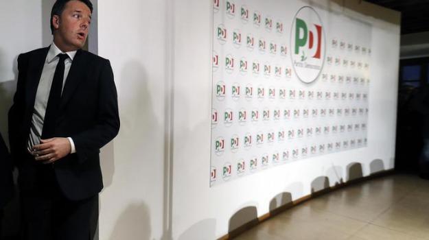dimissioni, pd, renzi, Sicilia, Archivio