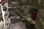 Scoperti bunker, il video dei Cc