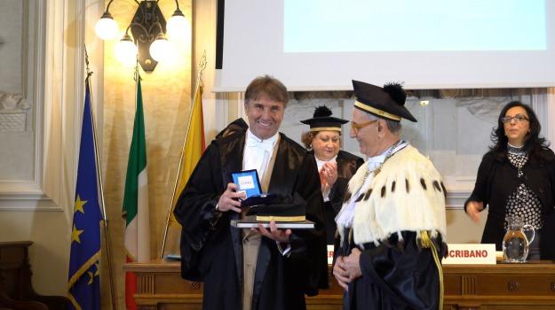 Cucinelli, dottorato, Filiosofia, Messina, Sicilia, Cronaca