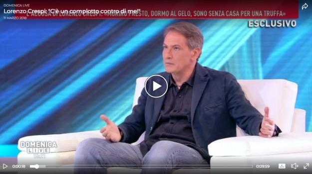 complotto, domenica live, lorenzo crespi, messina, Messina, Archivio