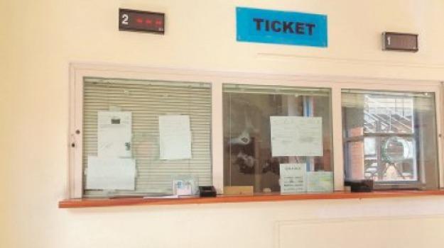 locri, ospedale, stampante, ticket, Reggio, Calabria, Archivio